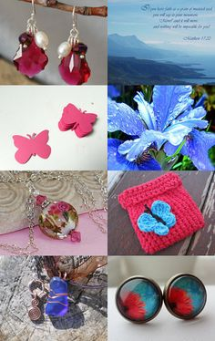 Nature's Delight by Sarah Johnson on Etsy--Pinned with TreasuryPin.com