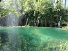 Plitvice Lakes National Park, Croatia -- On the list of places I've got to go before leaving Europe...