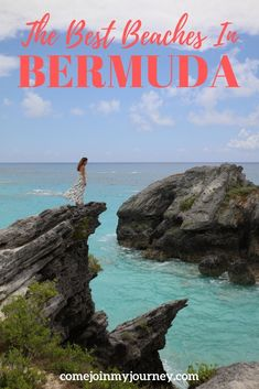 Check out the list of the best beaches in Bermuda! Bermuda has some of the most incredible beaches in the world. #bermuda #beachtravel
