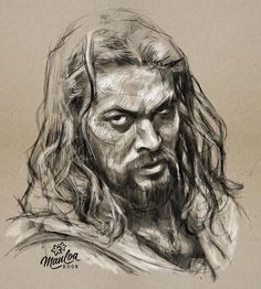 Hell yeah! #Frontier is renewed for a Season 3!! Congrats to the cast & crew!  Season 2 premiere on Wednesday, Oct. 18 at 10 p.m. ET / 7 p.m. PT. @discoverycanada (I just realized I've never posted this drawing…  I'm a mess) #JasonMomoa #PrideOfGypsies #DeclanHarp #BlackWolfCompany #DiscoveryCanada #Drawing #Sketch #LetsThrowSomeAxes #CoveredInFurs #OrNot