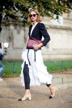 An Unexpectedly Chic Way To Wear Ruffles | WhoWhatWear AU
