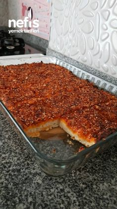 Acılı Ekmek – Nefis Yemek Tarifleri – neslişin sofrası – Vegan yemek tarifleri – Las recetas más prácticas y fáciles Yummy Recipes, Pizza Recipes, Easy Dinner Recipes, Vegan Recipes, Cooking Recipes, Yummy Food, Bread Recipes, East Dessert Recipes, Dessert Bread