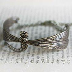Chasing Dragonflies Bracelet