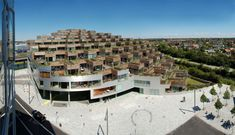 Mountain Dwellings, BIG – Bjarke Ingels Group, JDS architects | Copenhagen | Denmark | MIMOA