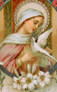 Mary Jesus Mother, Blessed Mother Mary, Mary And Jesus, Miss You Mom, Love Mom, Peace Love Happiness, Peace And Love, Madonna, Rosary Prayer