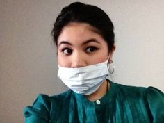 How to Look Great While Wearing Masks; Tarte's Awesome Eyeliner | The Sick Woman's Stylist