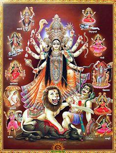 Dasamahavidya, also spelt as Dus Mahavidya or Dasa mahavidya, are a group of ten aspects of the Divine Mother or Shakti. In Sanskrit, Mahavidya means the great knowledge or wisdom. The ten Goddesse…