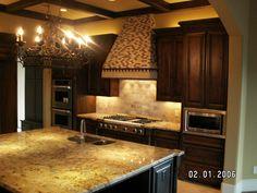 Knotty Alder Kitchen Cabinets 06 349 River Hollow Knotty Alder