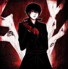 """The Black Reaper"" by sirell.tumblr.com | Kaneki - Tokyo Ghoul"