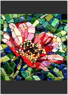 Kew Gardens, Mosaic Crafts, Mosaic Projects, Mosaic Diy, Mosaic Artwork, Mosaic Mirrors, Mosaic Flowers, Mosaic Pieces, Artwork Images