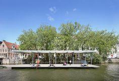 Gallery - Canal Swimmer's Club / Atelier Bow-Wow + Architectuuratelier Dertien 12 - 6
