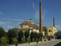 Pilsner Urquell Brewery in Czech Republic - another of my favorite beers