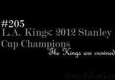#hockey, LA Kings 2012