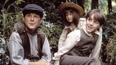 Kate Maberly (Mary), Andrew Knott (Dicken), and Heydon Prowse (Colin) in The Secret Garden (1993). This movie is such a beautiful, sweet thing! Such a story of redemption, forgiveness, and love.