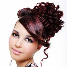 crazy updo hairstyles for long hair,