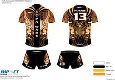 Pa wars Sports wear