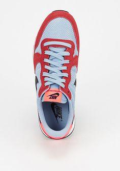 Nike Free Rn Flyknit Concord/Gamma Blue/Bright Crimson/Schwarz