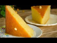 Σιροπιαστό γλυκό ταψιού , κάτι μεταξύ Ραβανί (Ρεβανί) και Σάμαλι! - YouTube Cornbread, Cheesecake, Healthy, Ethnic Recipes, Desserts, Food, Cakes, Youtube, Kitchens