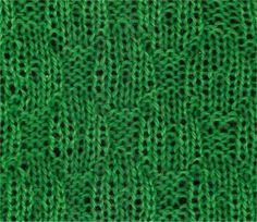 Wedges - Knittingfool Stitch Detail