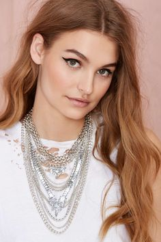 Empire Necklace | Shop Accessories at Nasty Gal