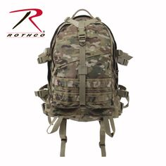 Rothco MultiCam Large Transport Pack
