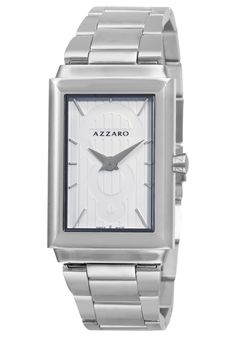 Price:$175.00 #watches Azzaro AZ2061.12AM.000, Azzaro watches are designed in the purest Swiss Watch-making tradition with a blend of charm and seduction. The watches recapture the spirit of Loris Azzaro, for whom audacity had to go hand in hand with precision.
