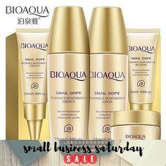 5pcs/set Snail cosmetic skin care products suit #bathandbeauty #makeup @EtsyMktgTool http://etsy.me/2kUGadn