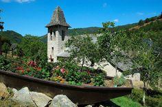 Village le Fel, Aveyron, Midi-Pyrénées