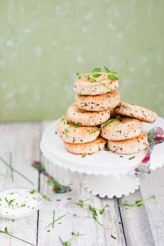 ... Goat Cheese and Chives | Recipe | Buttermilk Biscuits, Goat Cheese and
