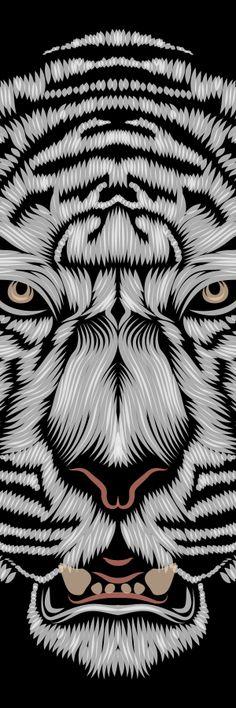 Le tigre by Patrick Seymour