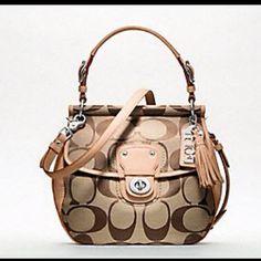 coach purses :)