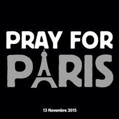 Terror in Paris.