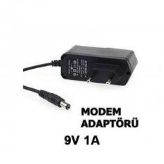 9V / 1A Modem Adaptörü