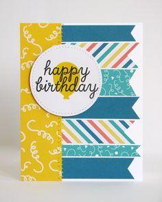 Paper Pumpkin May 2015 Kit-Birthday Cards Subscribe at www.paperpumpkin.com?demoid=2150626