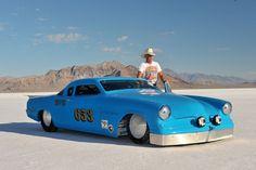 Bonneville Speed Week 2013 | sportscardigest.com