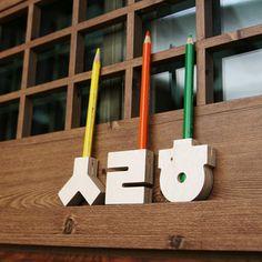 DIY Hangul Letters!