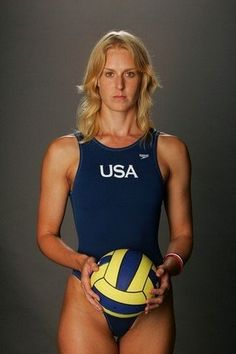 Betsey Armstrong - Goalkeeper for the gold medal winning USA Women's Water Polo team at the London Olympics