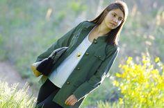 Ivanne.S | Ivanne.S |   | Nouveau patron IVANNE.S – MAGNESIUM [Femme] Couture Sewing, Pulls, Sons, Gilets, Inspiration, Fashion, Patterns, Vest Coat, Haute Couture