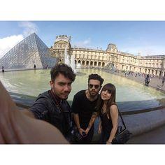 Louvre  #leoegipelaeuropa #partiueurotrip