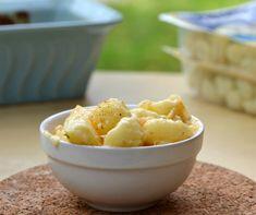 Baked gnocchi mac n' cheese recipe (I like the idea)