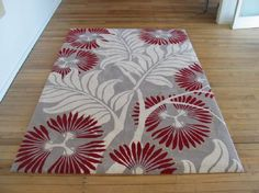 Tim Main Pohutukawa rug Kiwiana, Art Classroom, Floor Rugs, Painting Inspiration, Flower Power, Art For Kids, Crafty, Woodburning, Quilts