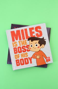 Miles Is The Boss Of His Body