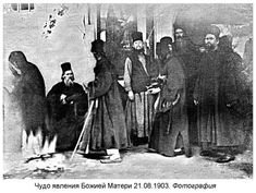 The 1903 photograph of a woman on Mount Athos remains a mystery, with monks claiming it was Virgin Mary herself Orthodox Christianity, Glasgow Scotland, Faith In God, Pilgrim, Native American, Mystery, Painting, Image, Virgin Mary
