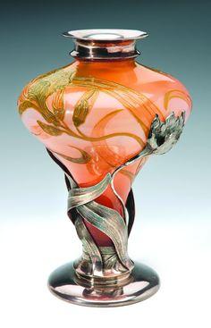 Vase-Daum-Nancy .