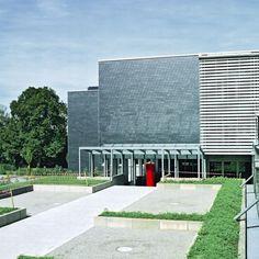 Hervorragend Berufsbildungszentrum In Waagerechter Deckung Von Rathscheck Schiefer