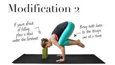 Zumba, Workouts, Exercises, Crow Pose, Sup Yoga, Yoga Props, Yoga Block, Yoga Moves, Yoga Journal