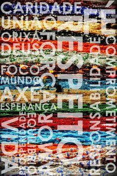 Levando ao mundo inteiro a bandeira de Oxalá