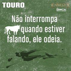 """""""#Touro #signos #zodíaco #pensamentos #frases #livro ♉"""""""