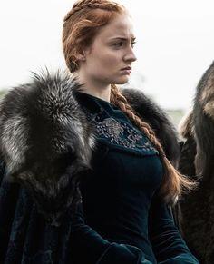 Sansa Stark - Battle Of The Bastards Season 6 Episode 9