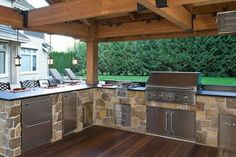 Outdoor Kitchen Plans Pdf: This Old House Outdoor Kitchen